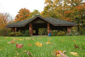 Elmwood Park large pavilion