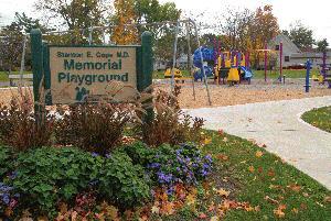 Drover Park playground