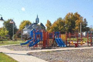 Gen. Slack Park playground