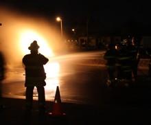 Propane Live Fire Training