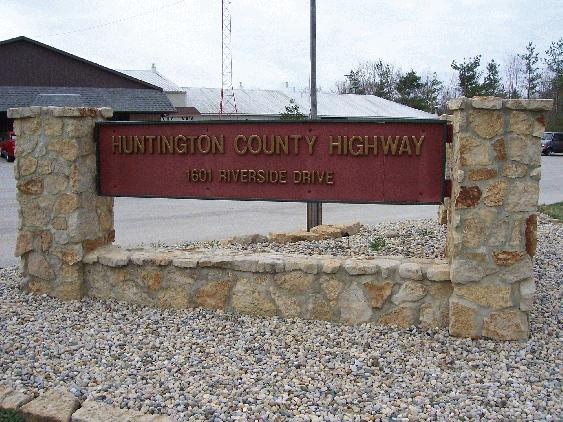 Huntington County Highway Dept