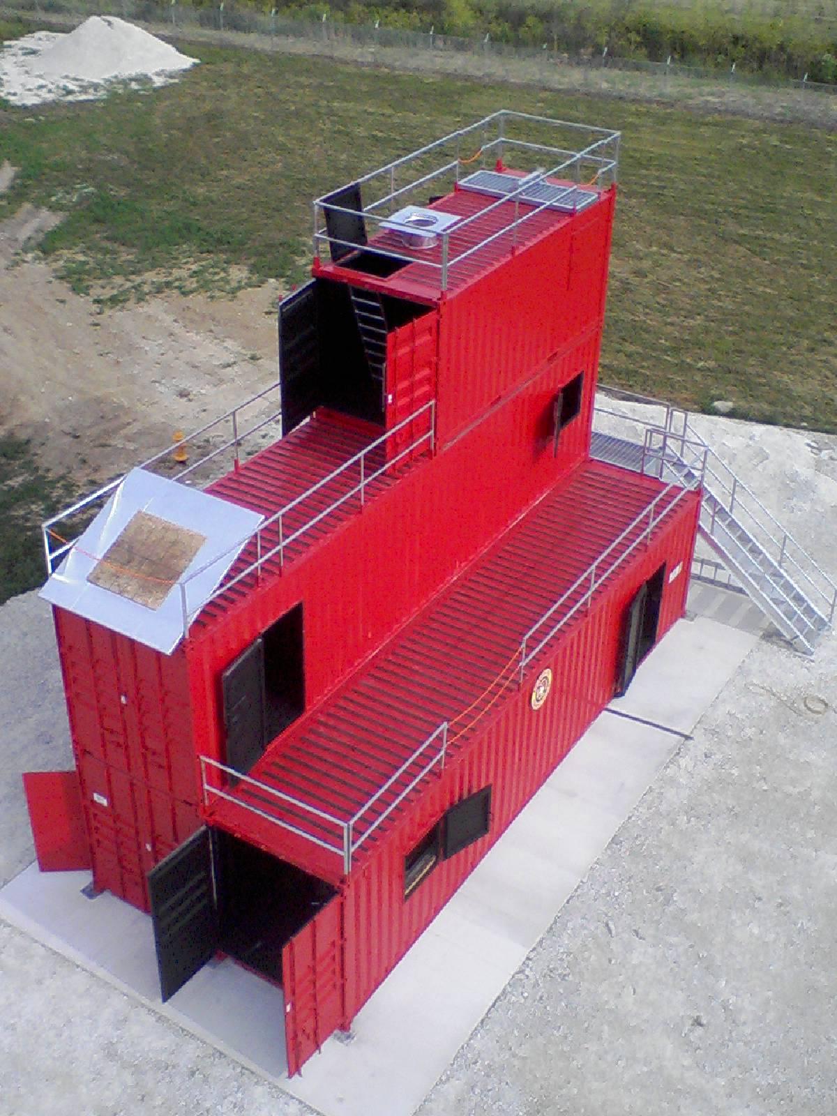 Huntington County Training Facility
